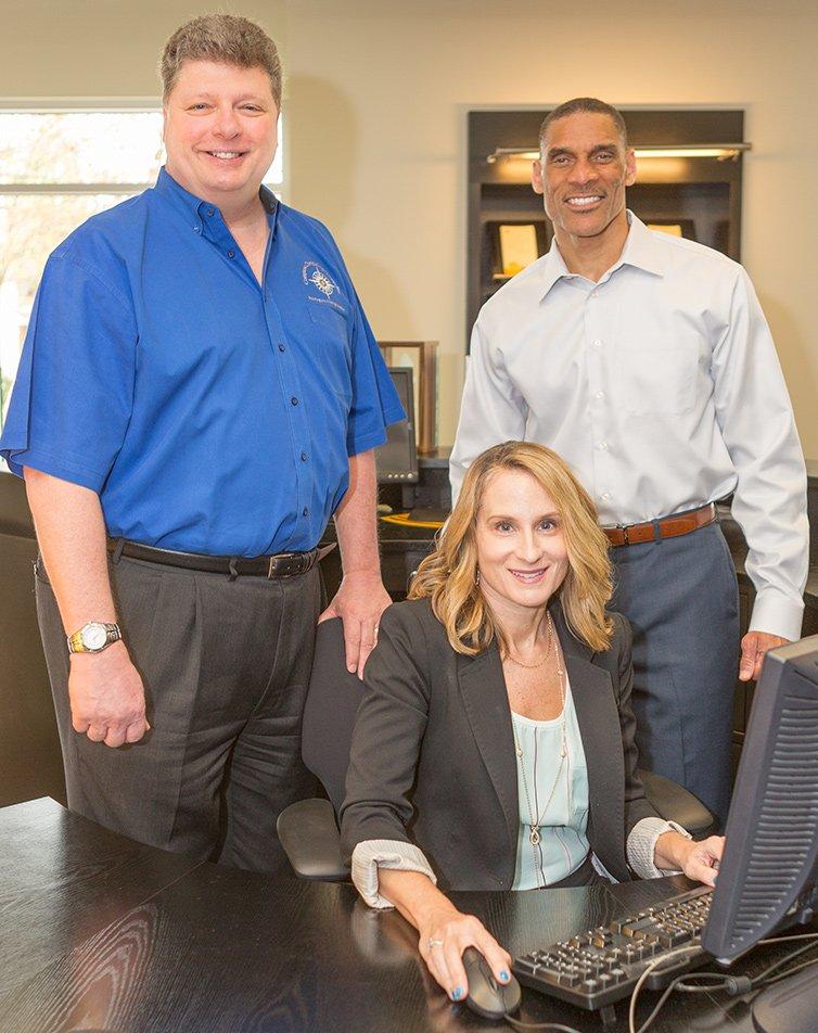 Compass Computing Group, Inc. Team